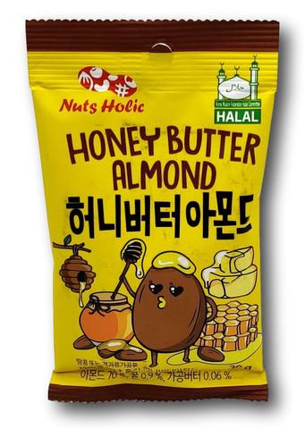 NutsHolic Honey Butter Almond 30g