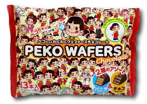 FuJiYa Peco Wafers Chocolate 97,5g