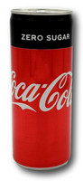 Coca Cola Sokerton Coca Cola Zero