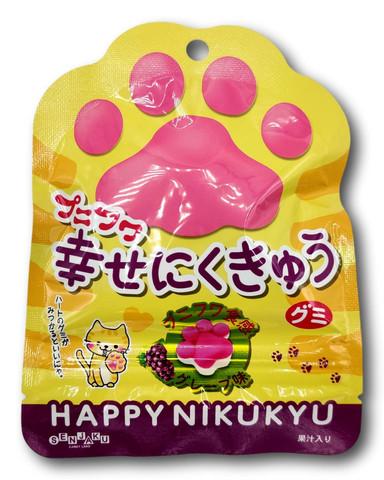 Senjaku Full Fuwa Nikukyu Kumirypäle karkki 30g