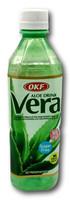 OKF Sokeriton Aloe Vera Juoma 500ml