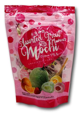 Assorted Fruit Mochi