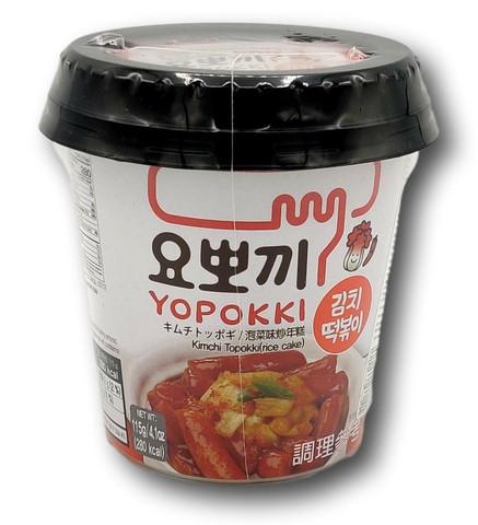 Korean Rice Cakes Kimchi - Yopokki