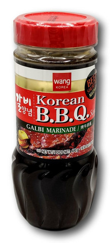 Wang Korean BBQ Sauce For Short Rib 480g