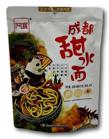 Baijia A-Kuang Chengdu Sweet Noodle