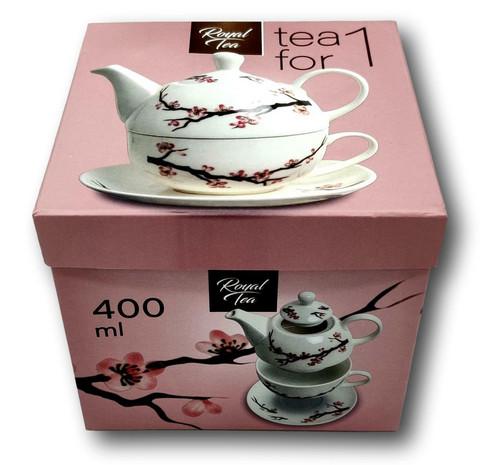 Tea-for-one Sakura
