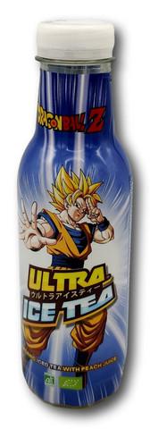 Ultra Ice Tea Super Goku Ice Tea Peach  500ml