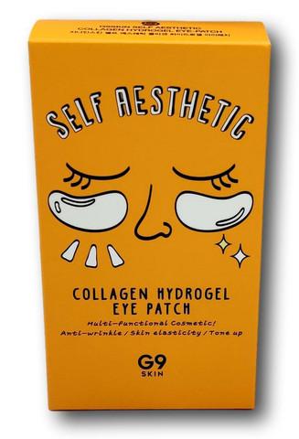 G9Skin Self Aesthetic Collagen Hydrogel Eye Patch 5x3g