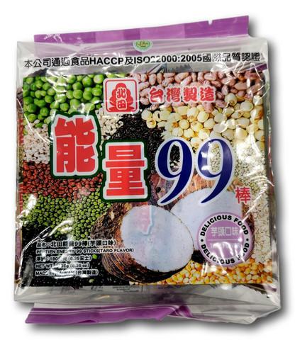 Pei Tien Energy 99 Rice Roll Sticks Taro Fla180g