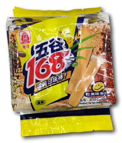 Pei Tien Mehrkon168 Eggs Yellow Flavour 180g