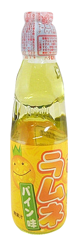 Japanese Ramune Pineapple