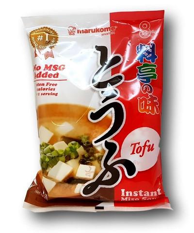 Instant Miso Soup - Tofu