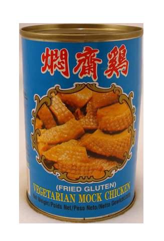 Vegetarian Mock Chicken