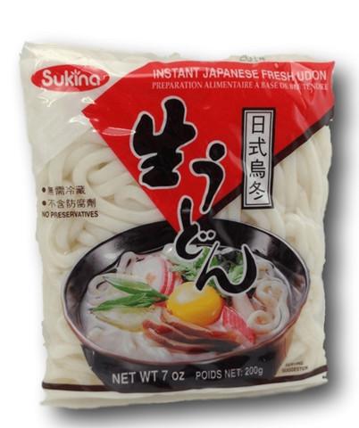 Instant Japanese Fresh Udon