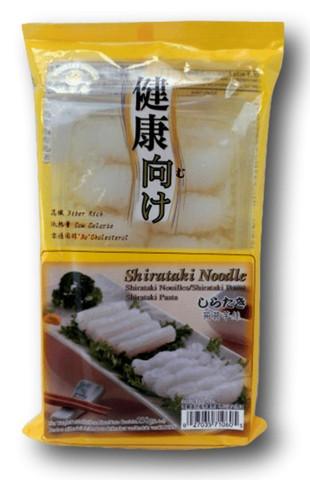 Shirataki Noodle knot