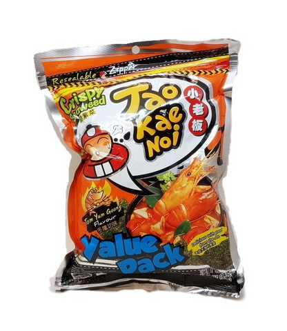 Japanese Crispy Seaweed Tom Yum Goong 59 g