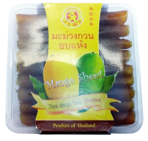 Preserved Mango Sheet