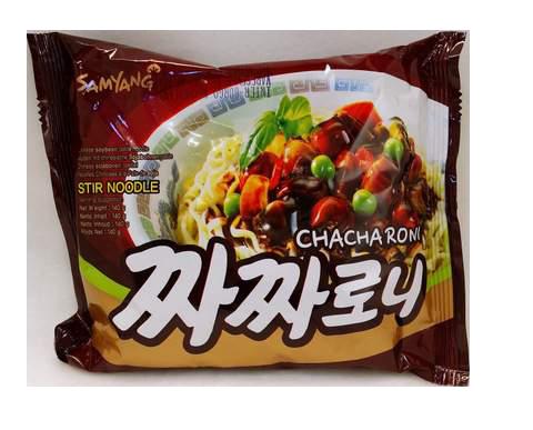 Chacaroni Soybean Paste Noodle Ramyun