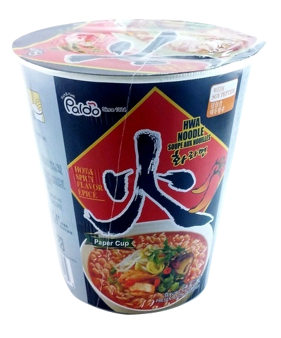Cup Noodle Hwa