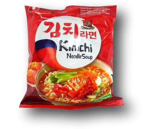 Instant Noodle Kimchi Ramyun