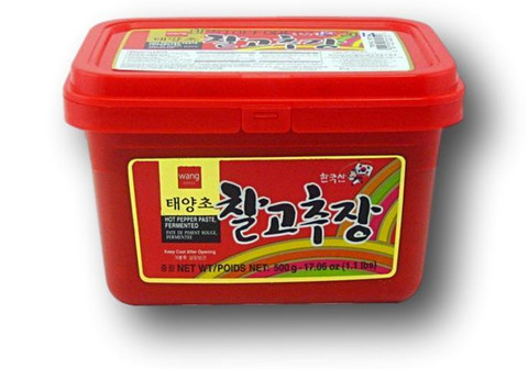 Korean Hot Pepper Paste Gochujang