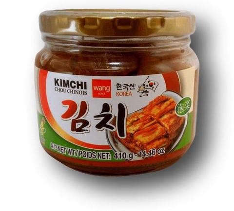 Korean Fermented Cabbage (Mat Kimchi)