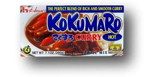 Hot Kokumaro Curry