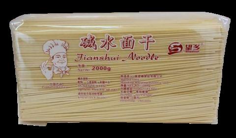 Dried Ramen Noodle