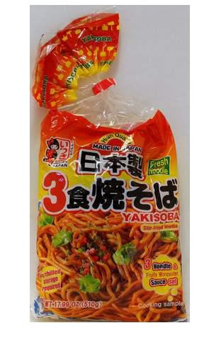 Yakisoba Noodle / Sauce