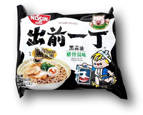 Ramen Black Garlic Tonkotsu Flavour