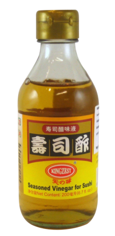 Seasoned Vinegar for Sushi