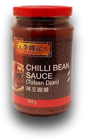 Chili Bean Sauce - dou ban jeung