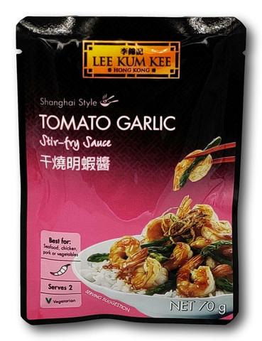 Tomato Garlic Prawn Sauce