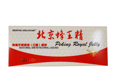 Royal Jelly juoma