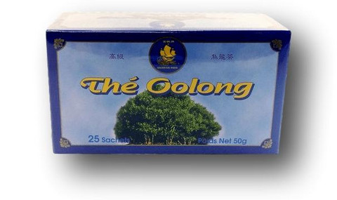 The Oolong Tea - bag