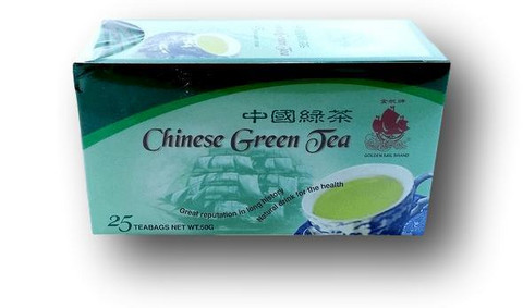 Chinese Green Tea - bag