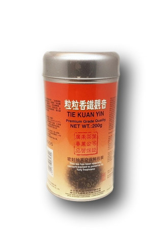 Tie Kuan Yin Tea - Iron Buda