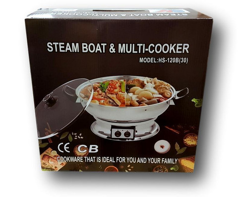 Electrical Hot Pot Set - 30cm 4.2L 2P