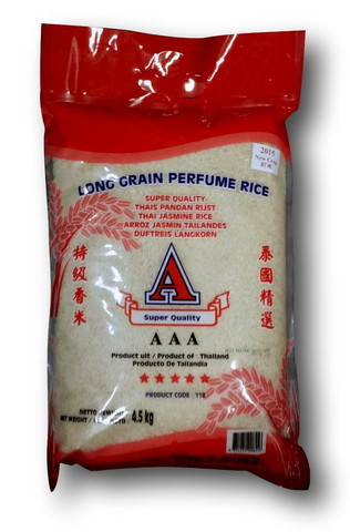 Thai Jasmine Rice 4.5kg