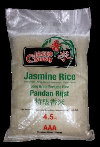 Long Jasmine Rice 4.5kg
