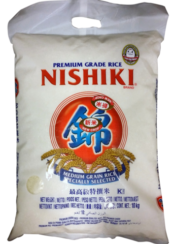 Grade Japan Rice 10kg