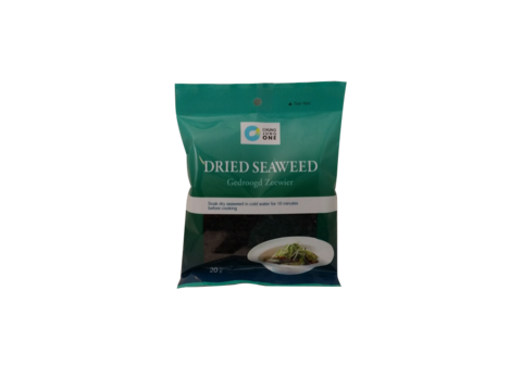 Korean Dried Seaweed Cut 20 g