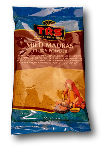 Mild Madras Curry Powder