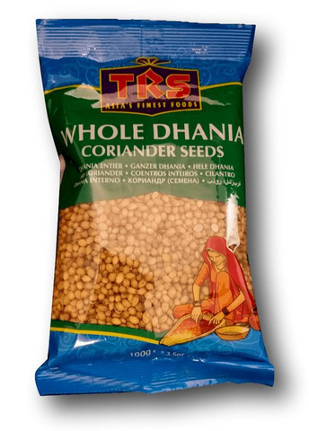 Whole Dhania Coriander Seed