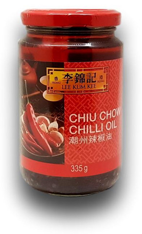 Chiu Chow chiliöljy