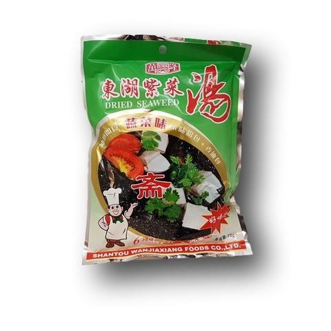 Vegetarian Seaweed Soup