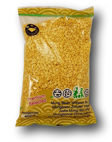 Mung Bean without skin