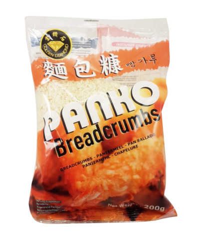 Korean Bread Crumbs