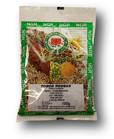 Punch Pooran Mix Spices
