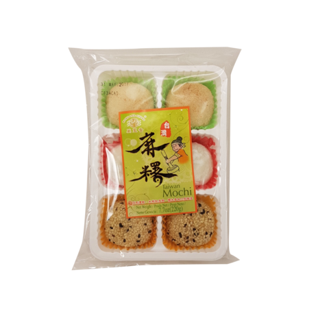 Taiwan Mochi Assorted